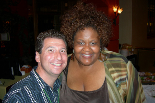 Roz from Last Comic Standing