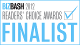 2012 BizBash Reacders' Choice Awards Finalist
