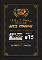 Global Gurus Top 30 Motivational Speakers